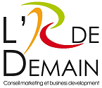 logo lr2demain marketing communication reseaux sociaux